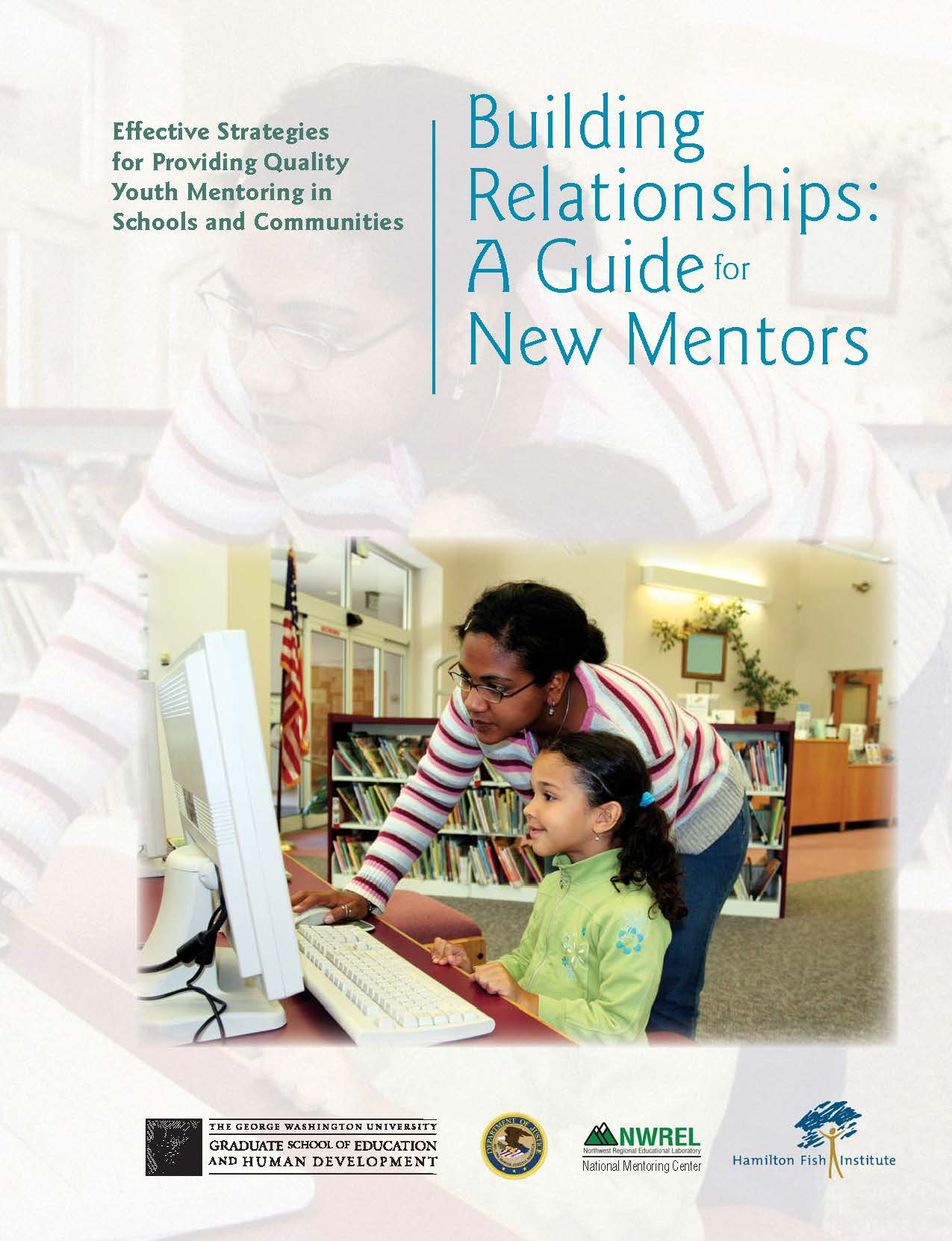 Pages from Building Relationships a Guide for new mentors